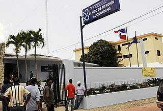 Oficina de atencion al ciudadano