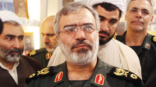 Ali Fadavi, Commander of the Islamic Revolutionary Guard Corps, says that the United States imperialists are luring some Arab regimes into the Middle East game being played against Iran and other sovereign states in the region. Iran is under  threat. by Pan-African News Wire File Photos