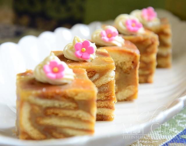 Kek Batik Horlick Sakura