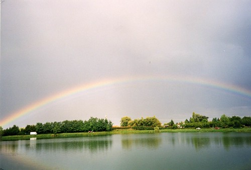 Arcobaleno lago verde!! by meteomike