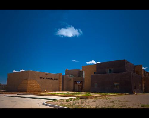 Sky city cultural center ... 1
