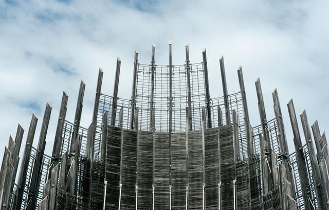 Renzo Piano - Tjibaou Cultural Center #5