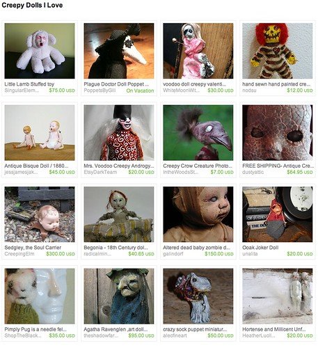 2.06.12 Creepy Dolls I Love #28 by CreepingElm