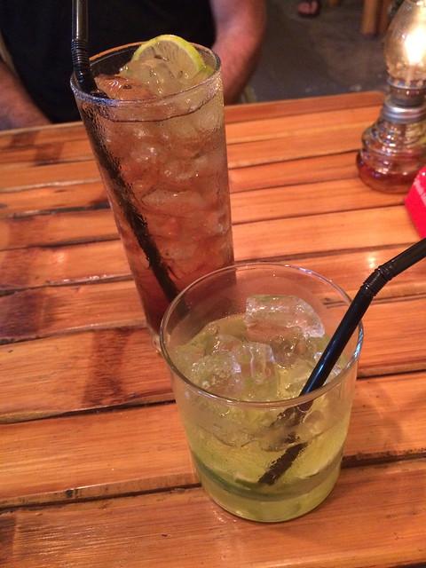 Cocktails - Bamboo Garden