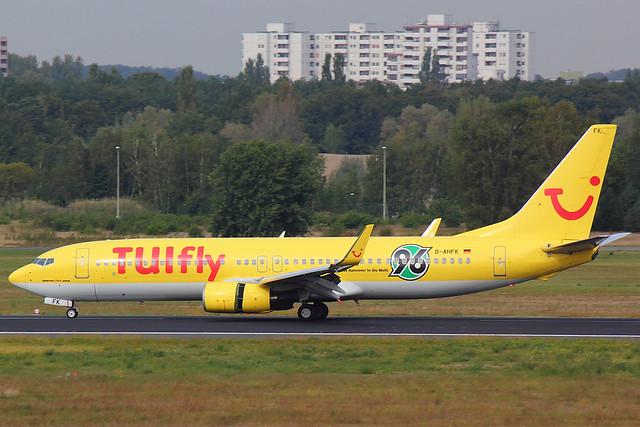 TUIfly - B738 - D-AHFK (1)