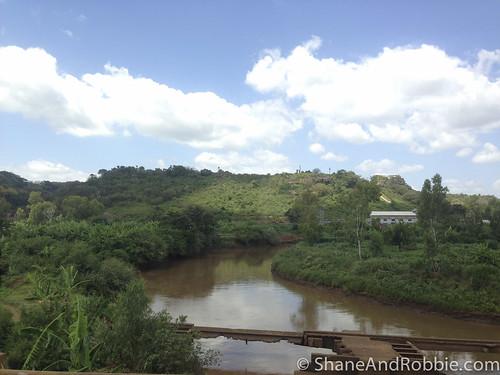 africa travel car kenya safari muranga