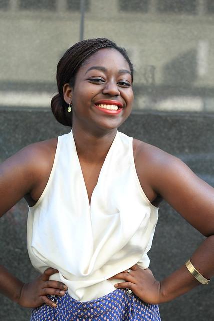 #redfriday beni durrer Lois Opoku lisforlois