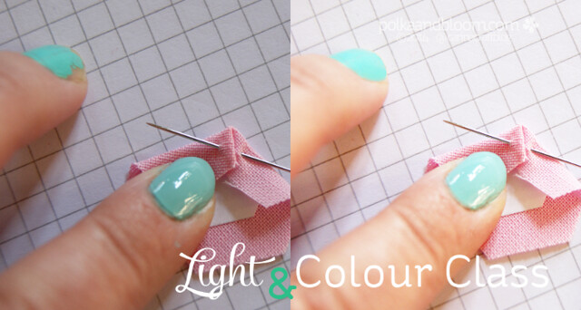 Editing photos - Nail polish