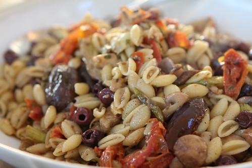 Vegan Mediterranean Cavatelli