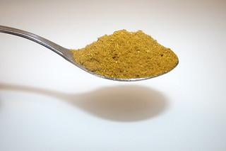 08 - Zutat Curry / Ingredient curry