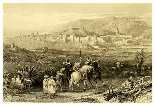 008-Tetuan-Picturesque views in Spain and Morocco…Tomo II-1838-David Roberts