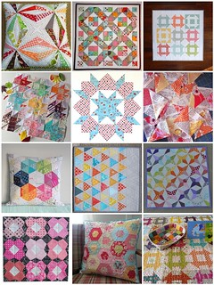 DS Mini Quilt Swap Inspiration