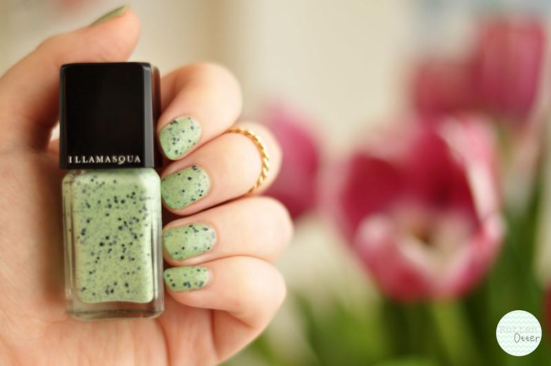 notd illamasqua mottle nail polish rottenotter rotten otter blog