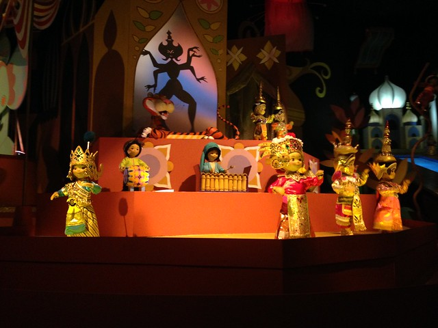 It's a Small World, Magic Kingdom, WDW