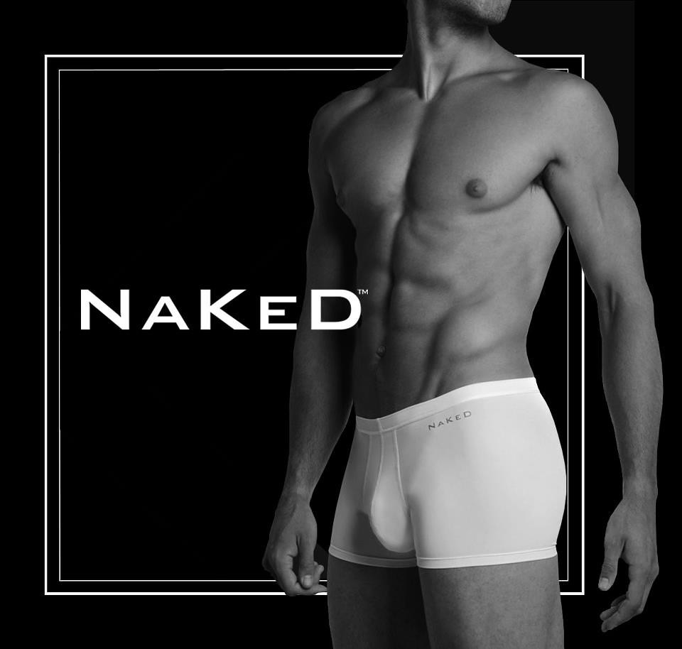 Naked Underwear – $45 Per Pair
