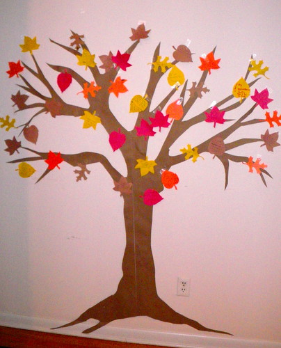 Our (Thanks)giving tree... by annbumbly