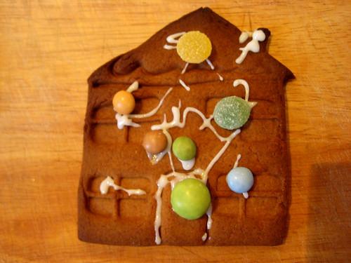 gingerbread houses for children