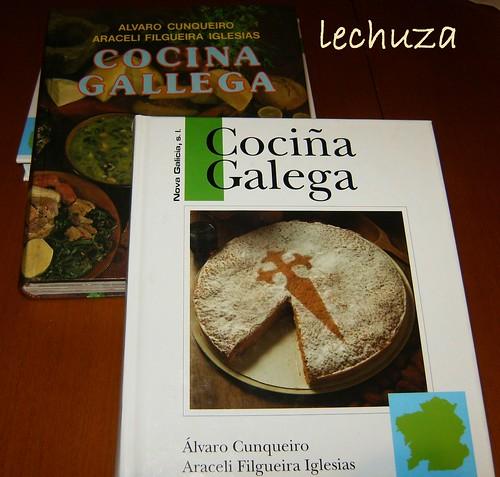 Cocina Gallega-Cunqueiro