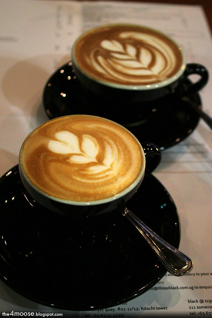 black coffee - Coffee