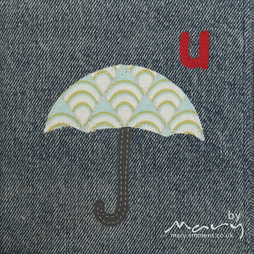 Book for Autumn - umbrella