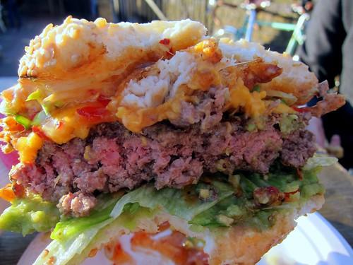 Bill Murray Burger Insides