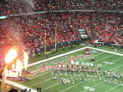 Atlanta Falcons Game