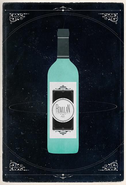 Romulan Ale Poster