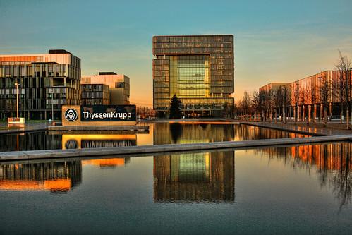 Essen - ThyssenKrupp Quartier Q1 02