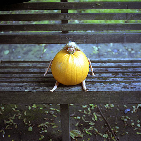 David Shrigley, Pumpkin, 1998