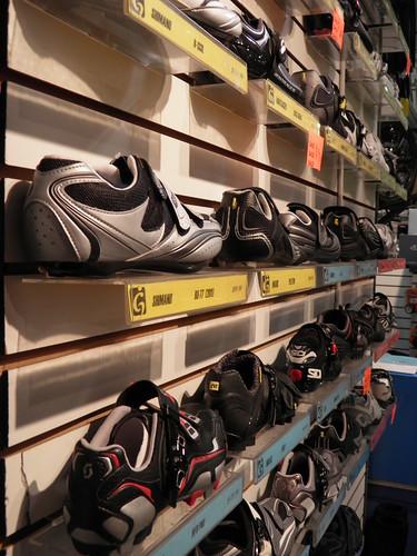Biking Shoes feasterville