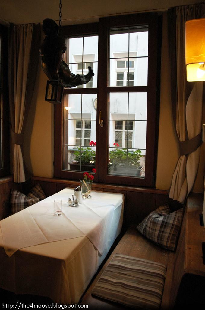 Hotel Weisses Kreuz - Tiroler Stube