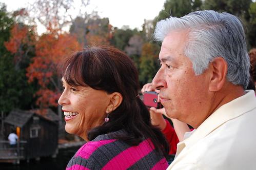 Luz and Carlos