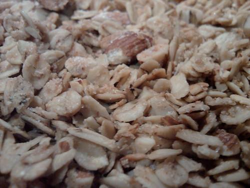 Sugar-cookie granola