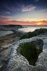 'Lessons' - La Perouse Sunset