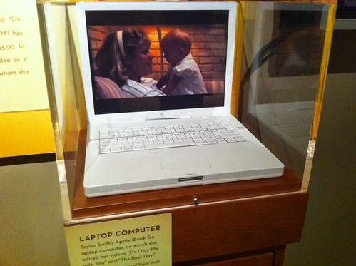 Taylor Swift's Laptop