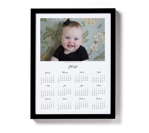 Pinhole Pro_Framed Calendar