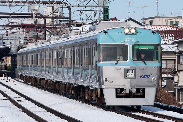 京王電鉄井の頭線3000系 3029F 0215