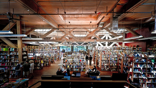 Elliott bay: Seattle's legendary independent bookstore - IMG_1422