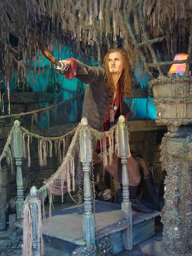 Movieland-Wax Museum of the Stars-Pirates of the Caribbean-Niagara Falls,Ont. 2011 DSC08471