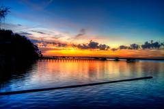 Sunset on St. Johns River