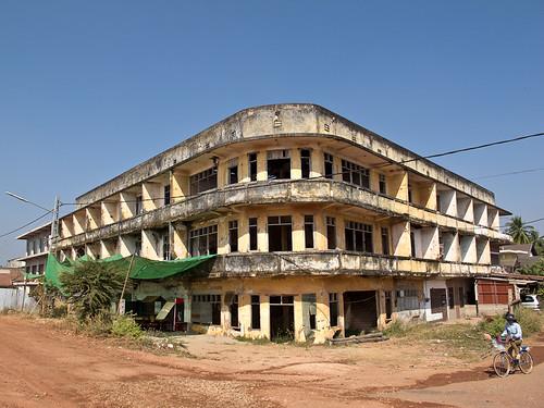 Vientiane building