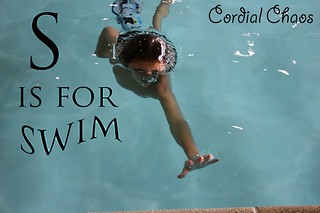 S is for Swim