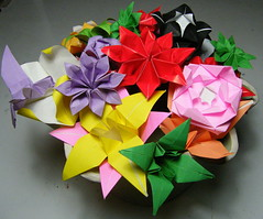 Paper Flowers 75 Photos | Origami Flowers | 841