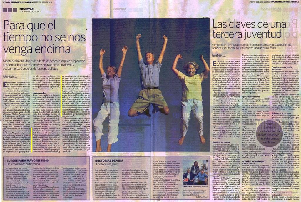 Diario Clar°n 1-4-11