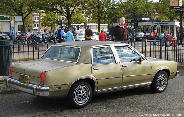 Oldsmobile Omega Brougham 1981 Flickr Photo Sharing