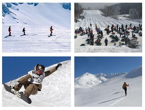 83bf3eefbcd Actividades deportivas en la nieve - Clubrural
