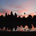 Angkor at Dawn