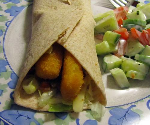 "Fish Stick ""Tacos"""