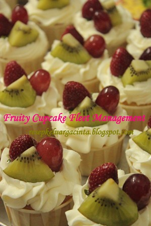 Fruity Cup Cake