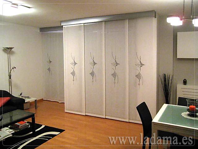 Photo - Cortinas para salones modernos ...